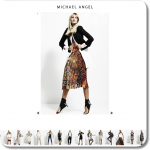 michael angel high fashion website as3 trouble shooting